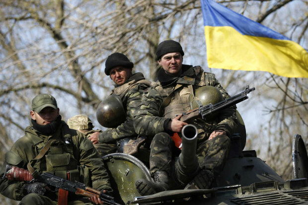 День украинского добровольца, танк