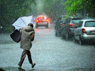 погода, дождь, ливень