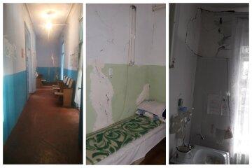 """""""Жаль людей, которые приходят за помощью"""": запущенное состояние больницы на Одесчине показали в сети, кадры"""
