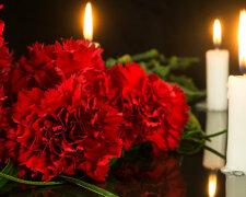 свеча траур