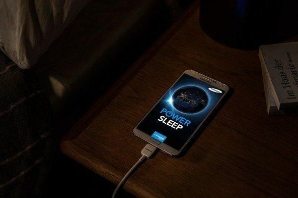 night-phone-charging