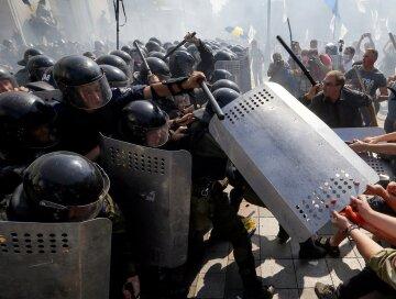 протест митинг бунт силовики полиция