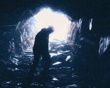 монстр пещера
