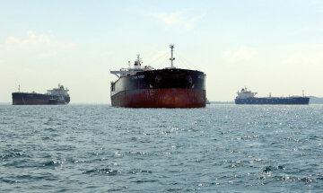танкер нефть