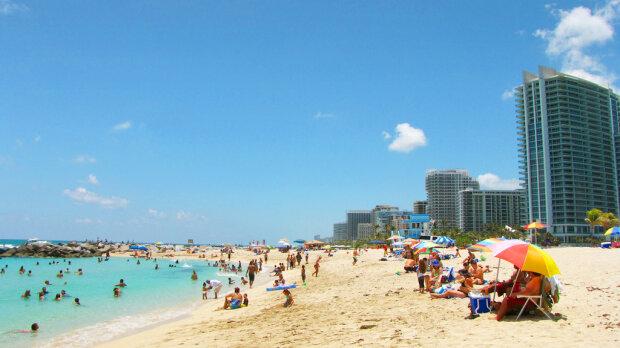 отдых курорт пляж
