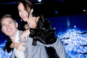 владимир остапчук с женой, кристина горняк