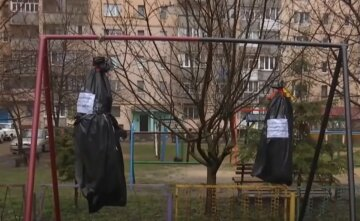"""""""Они не заплатили взносы ОСМД"""": должникам за коммуналку """"пригрозили"""" виселицами, фото"""