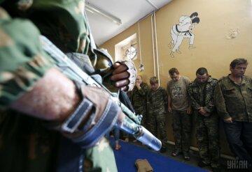 украинские пленные униан