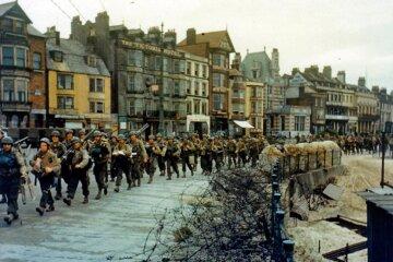 Второй фронт во Второй Мировой: как союзники воевали за Европу
