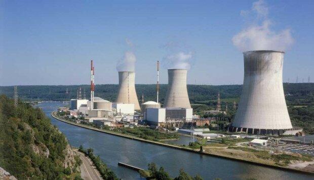 АЭС Тианж бельгия