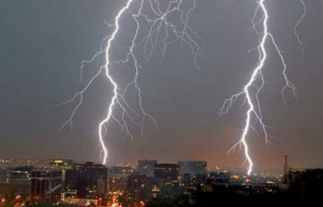 гроза, буря, шторм, непогода