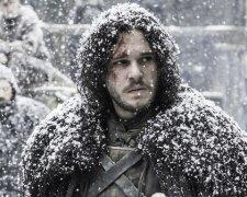 игра престолов, зима