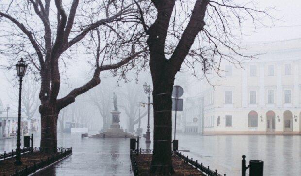 """Погода влаштує одеситам випробування 20 листопада: """"штормове попередження і..."""""""
