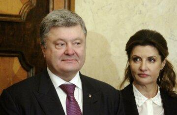 петр марина порошенко