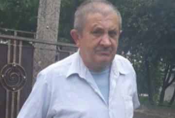 """Дедушку со шрамом ищут по всей Львовщине, родные не находят себе места: """"Ушел в неизвестном направлении"""""""