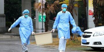 эпидемия, вирус, китай
