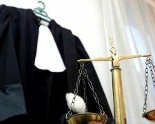 суд, судебная реформа, мантия судьи