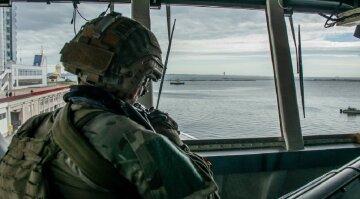 """Морський спецназ провів """"зачистку"""" корабля в порту Одеси: кадри"""