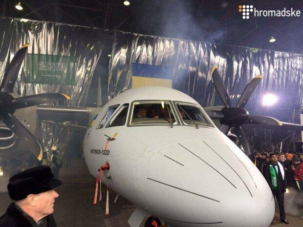«Антонов» сконструював новий літак за рекордні терміни (фото)