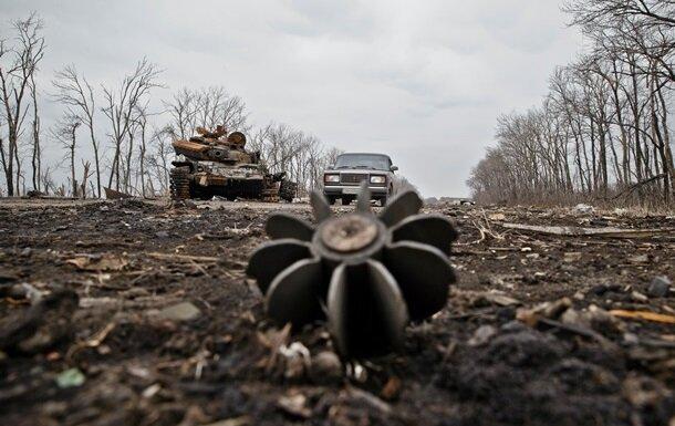 Донбасс-обстрелы