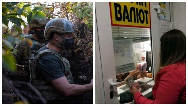 Атака курса валют, уловка с тарифами и Зеленский на Донбассе – главное за ночь