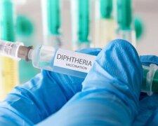 дифтерия,