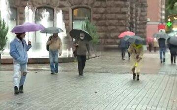 Погода, дощ, негода