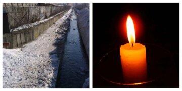 В Одесской области в канаве нашли тело женщины в рыбацкой сетке: появились детали трагедии