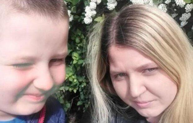 Матір з дитиною безслідно зникли в Харкові: фото і прикмети