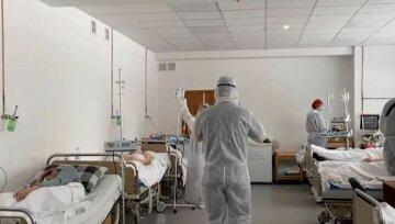 больница, врачи, коронавирус, скрин