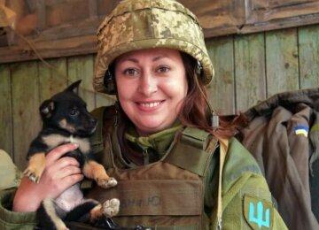 """Украинка не выдержала новостей о гибели защитников и поехала на фронт: """"Сложно оставаться в стороне"""""""