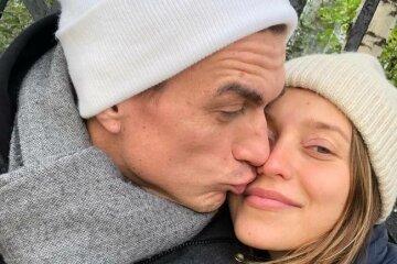 Тодоренко и Топалов впервые показали сына: «Спит человек»
