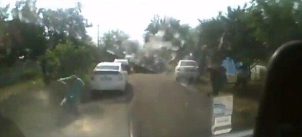 """Бойовики """"ЛНР"""" влаштували розбірки між собою, відео: все закінчилося трагічно"""