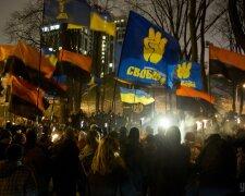 факельное шествие факельный марш
