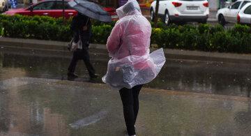 ливень дождь