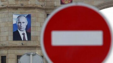 санкции, РФ