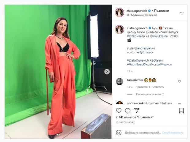"""Огневич, попавшая в скандал из-за размера декольте, решила показать еще больше: """"Девочка сладенькая"""""""