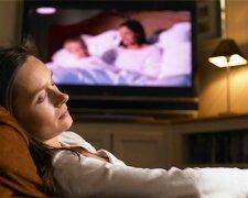 сон телевизор спать