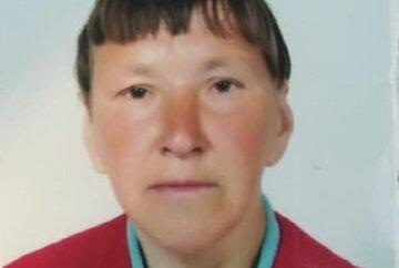В Днепропетровской области разыскивают 59-летнюю женщину: особые приметы и фото