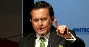 Министр экономики Мексики Ильдефонсо Гуахардо