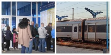 """Нова масштабна НП на УЗ після аварії """"Інтерсіті"""": """"П'ять поїздів..."""""""