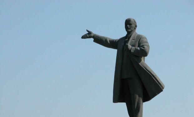 Ленин памятник