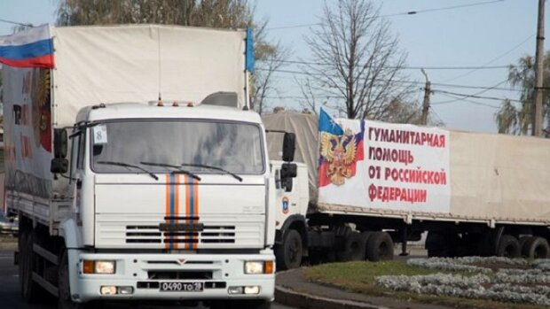 Росія готує до відправки гумконвой у Київ для «допомоги братам»: «дві тонни для...»