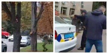"""Стрельба в украинском городе, людей срочно предупредили: """"используются патроны..."""""""