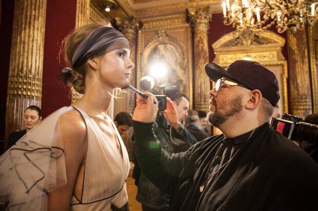 PARIS : Yanina Fashion Show — Haute Couture Spring Summer 2016