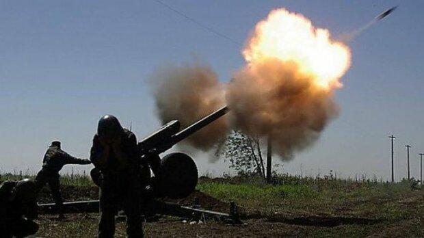 война, донбасс, обстрел