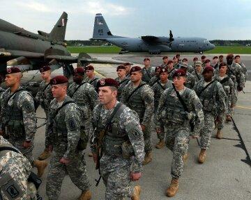 США, военные