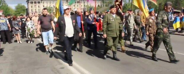николаев 9 мая