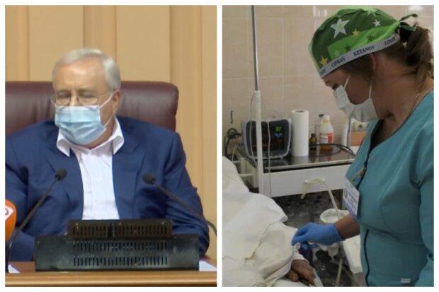 """""""Сердце может не выдержать"""": Вилкулу стало хуже, врачи пытаются спасти мэра"""