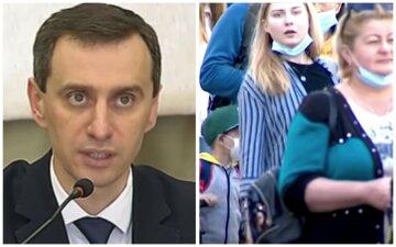 """В Минздраве объявили о подарке ко Дню Независимости вакцинированным украинцам: """"Стадион - так стадион"""""""